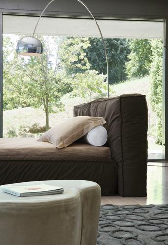 Bonaldo Fluff Bed Suite 22 Interiors Markham Toronto