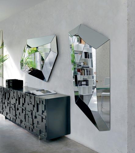 The Markham Kitchen Design Images On Pinterest: Cattelan Italia Diamond Mirror