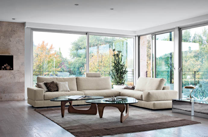 linea italia kendo sofa suite 22 interiors. Black Bedroom Furniture Sets. Home Design Ideas