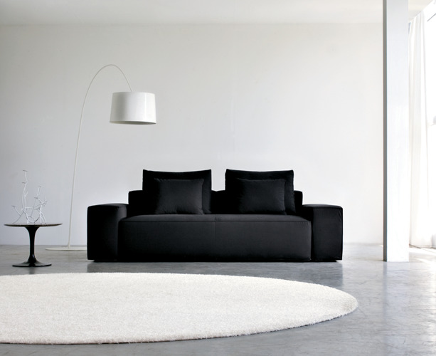 linea italia kube sofa suite 22 interiors markham toronto. Black Bedroom Furniture Sets. Home Design Ideas