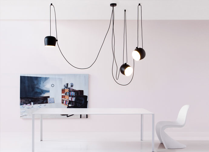 Best Italian Furniture in Toronto and Markham - Suspension Lighting