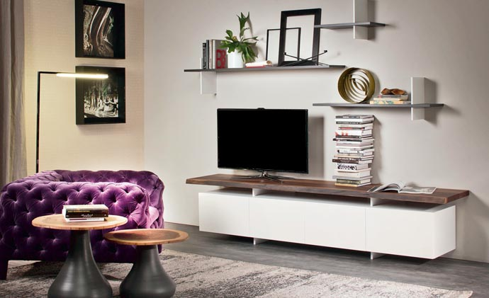 Cattelan Italia Seneca Tv Stand Suite 22 Interiors