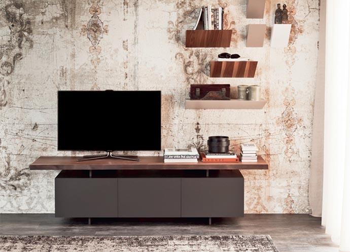 Cattelan Italia Seneca Tv Stand Suite 22 Interiors