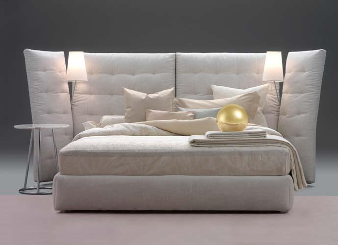 Flou angle wings bed suite 22 interiors markham toronto - Divano letto toronto ...