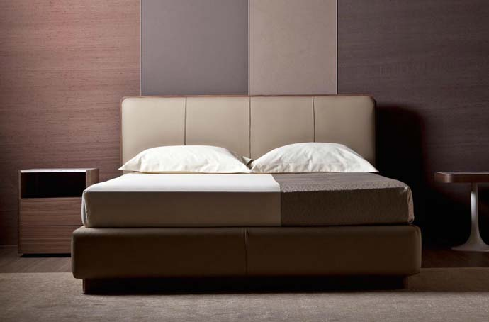 Flou Ermes Alto Bed Suite 22 Interiors Markham Toronto