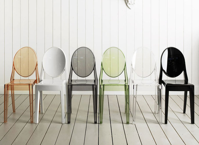 Kartell Victoria Ghost Chair - Suite 22 Interiors ...