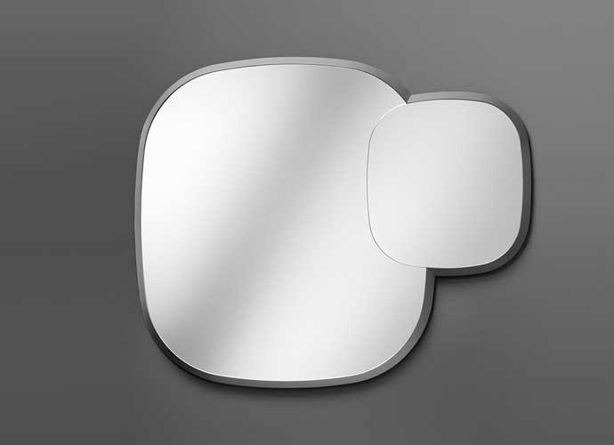 fiam italia alter ego mirror suite 22 interiors. Black Bedroom Furniture Sets. Home Design Ideas