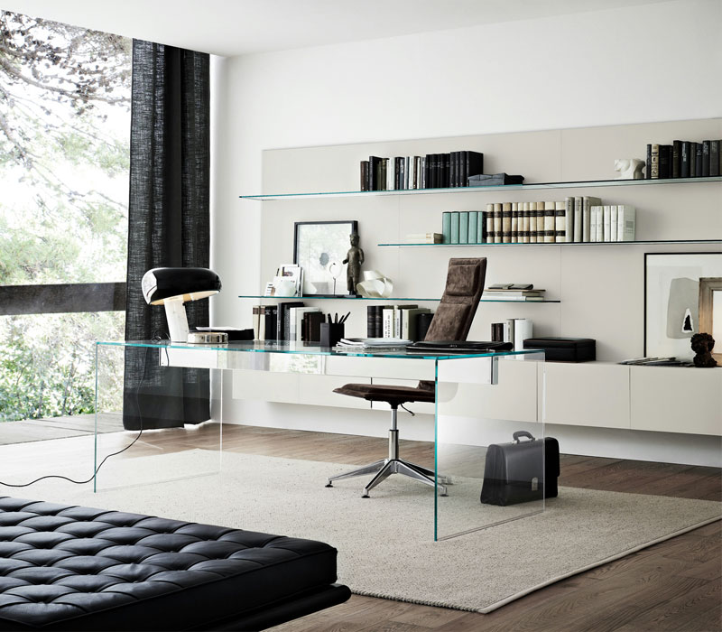 Furniture showroom image. Gallotti & Radice funiture collection in Toronto and Markham Ontario.