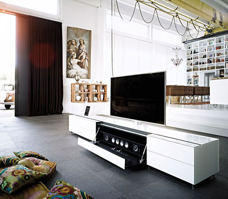 Furniture showroom image. Spectral funiture collection in Toronto and Markham Ontario.